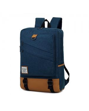 Unisex College Student Secondary School Stylish Nylon Backpack mc454 YG1