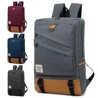 Unisex College Student Secondary School Stylish Nylon Backpack mc454 RF4