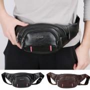 Man Leather Waist Pouch Bag Beg Lelaki Sling Stylo MC439 LC5