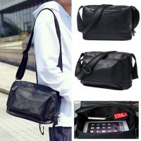 Superior Quality Man Sling Bag Beg Leather Lelaki mc485 YJ2