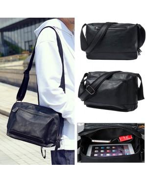 Superior Quality Man Sling Bag Beg Leather Lelaki mc485 YG2