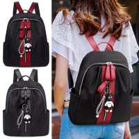 Woman Casual Small Daily Convenient Nylon Backpack mc438 YE1