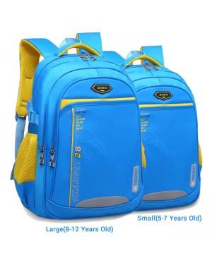 Kids Preschool Kindergarten Primary School Beg Sekolah Budak Student Bag MC446 YE2
