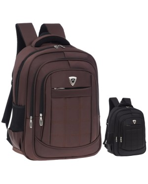 Unisex Large & Simple Design Office College Laptop Backpack mc440 YG1
