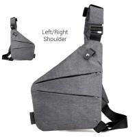Man Left / Right Shoulder Crossbody Oxford Fabric Stylish Sling Bag Beg Lelaki MC493 YS4