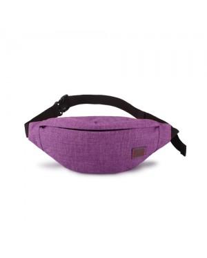 Unisex Sporty Waterproof Design Convenient Chest / Waist Pouch Bag MC503 YT5