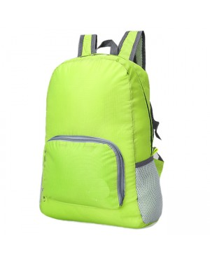 Super Convenient Groceries Shopping Fordable Hiking Adventure Casual Backpack MC507 RE6