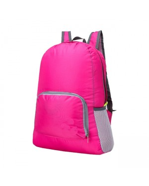 Super Convenient Groceries Shopping Fordable Hiking Adventure Casual Backpack MC507 YT2