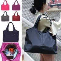 Woman Convenient Light Weight Lady Daily Shoulder Tote Bag mc509 YC1