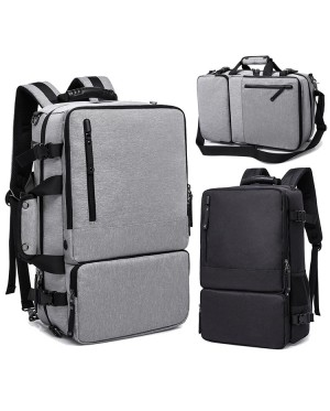 KAKA Unisex City Lite Office Laptop Backpack Travel 3 Ways Carrying Backpack mc511 YS4