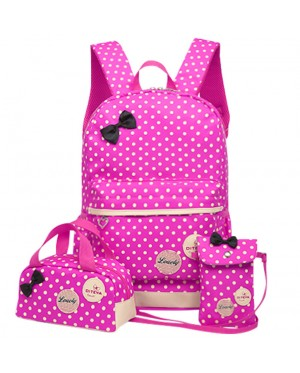 Kids Girl Primary School Bag 3 in 1 Cute & Fancy Design Beg Budak Sekolah Comel mc527 YS3