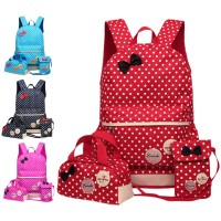 Kids Girl Primary School Bag 3 in 1 Cute & Fancy Design Beg Budak Sekolah Comel mc527 RE6