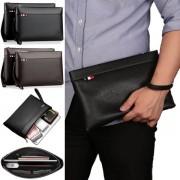 [Authenthic] Kangaroo Man Leather Hand Clutch Bag Beg Tangan Dompet Lelaki mc524 RC4