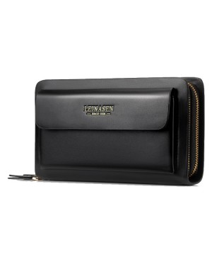 [LEINASEN] Authenthic Man Quality Clutch Hand Carry Wallet Beg Lelaki Clutch Dompet mc531 A1