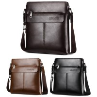 Man Leather Messenger Bag Sling Beg Business Men Lelaki mc541 RC4