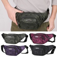 MC560 Man Leather Crossbody Waist Pouch Bag Men Cool Stylish Beg RD2