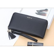 Woman Colorful Leather Long Purse Elegant Design Dompet Pu N5525 RH2