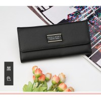 Woman Colorful Leather Long Purse Elegant Cool Design Dompet Pu N5703 RH