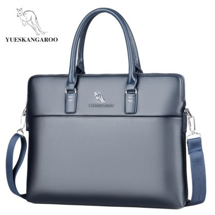 MC569 Man Formal Quality Pu Leather Office Bag Men Hand Carry Sling Beg