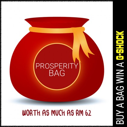 [Extra Value] Prosperity Bag For Bags Wallet Purse For Women and Men Random Style and Design