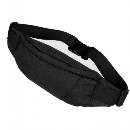 MC653 RG3 Man Canvas Waist Pouch Bag Adjustable Strap Casual Travel Fanny Pack