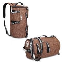 1030 - Korean Stylish Design Travel Backpack / 3 Ways Carrying Large Duffel Bag YM1