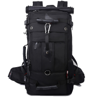 KAKA Upgrade Version Cushion Padded Heavy Duty Travel Outdoor Backpack 2070 LA2