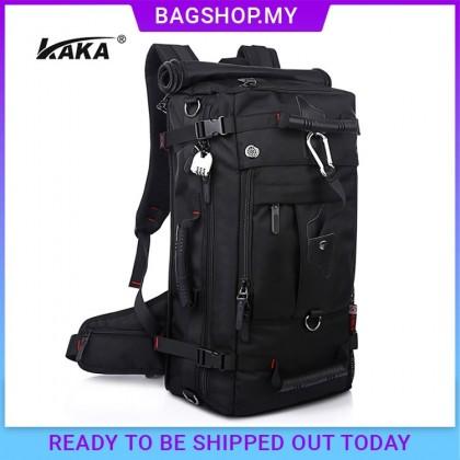 2070  KAKA 50/40 Liters Upgrade Cushion Padded Heavy Duty Travel Backpack LCB