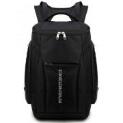 2129(Black) - Backpack / School Bag MK2 (Free Gift)