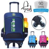2168 - School Bag / Heavy Duty / Bag on Wheels RA3