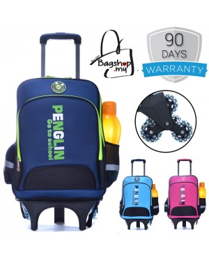 2168 - School Bag / Heavy Duty / Bag on Wheels RA3