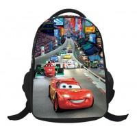 Cars - Kids Bag / Children Bag / Lighting Mcqueen Bag RH4