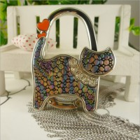 Cat Shape Handbag Hook  - Handbag Butler / Handbag hook / Folding Bag Hanger / Purse Hanger