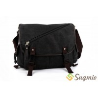 K2033 - Man's Shoulder bag / Cross-body Messenger Bag / Office Business Formal Laptop Sling Bag RG5