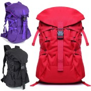 Unisex Polyester Stylish Travel Backpack College High School Bag W04 - F2