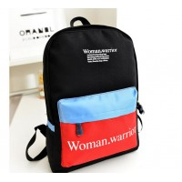 W99 - Canvas Backpack / School Bag / Student Bag(Redeemable Product)