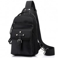 99007 - Superior Nylon Quality Modern Stylish Man's Chest Pouch Bag YP1