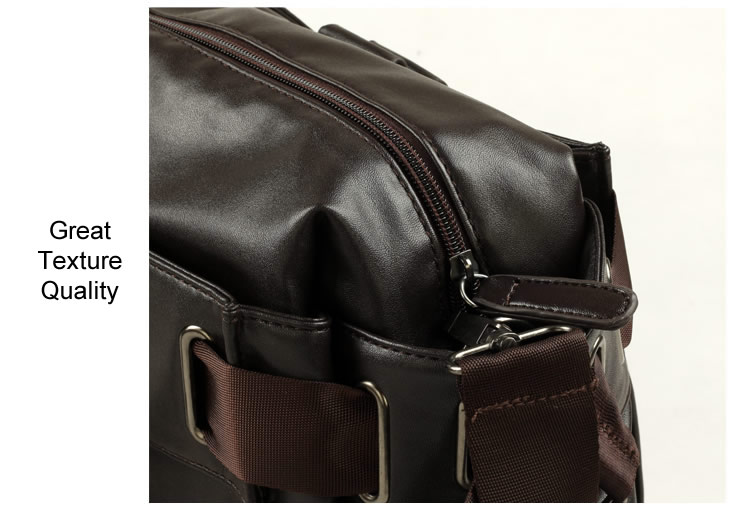 MC277 - Man's Leather 3 Ways Carry (end 11/17/2019 8:41 PM)